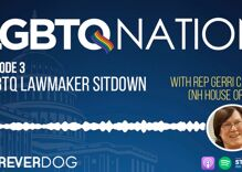 We're talking politics on the latest episode of LGBTQ Nation's podcast
