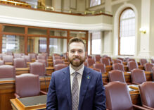 """Maine's first gay Speaker of the House is a """"pragmatic progressive"""" who plays the long game"""
