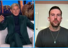 """Ellen talks to country music star T.J. Osborne about how coming out is """"awkward & uncomfortable"""""""
