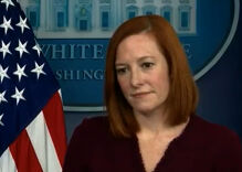 "Jen Psaki says it's ""disturbing"" that GOP booted Liz Cheney for ""speaking the truth"""