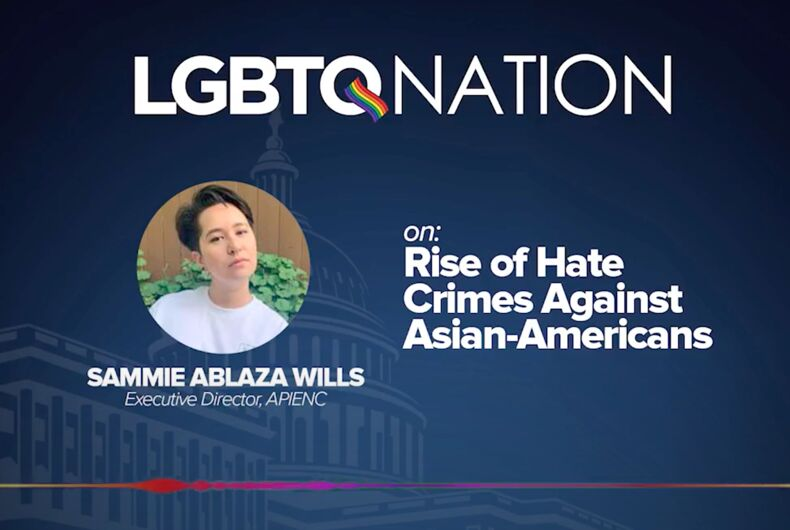 Why aren't people talking more about the dramatic rise in hate crimes against Asian Americans?