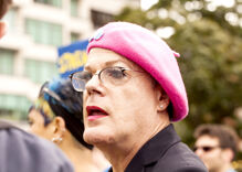 Eddie Izzard vows to be first trans parliament member no matter how many times she has to run