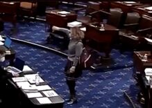 """Kyrsten Sinema faces condemnation for """"no"""" vote against increasing the minimum wage"""