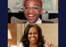 "Michelle Obama says she's proud of Zaya Wade for ""being an amazing role model"" for other teens"
