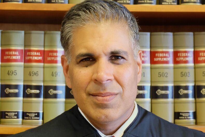 Federal Appeals Court judge Amul Thapar