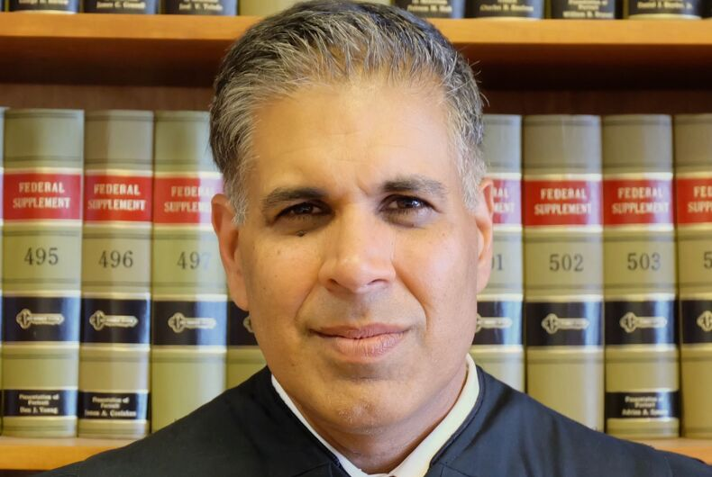 Federal Appeals Court judge Amul Thapar