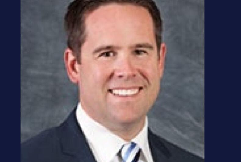 Utah County Councilman David Alvord