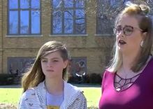 """A middle school teacher reportedly told students that LGBTQ people are """"sinful"""""""