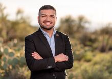 AZ State Rep. Andrés Cano knows how to take on the GOP majority to defend LGBTQ rights