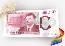 Design for new £50 note featuring gay mathematician Alan Turing released