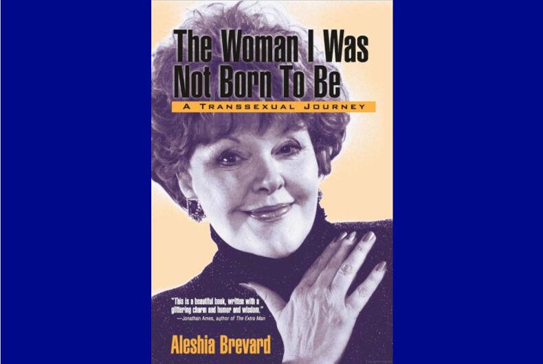 Aleshia Brevard's memoirs