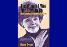 "Aleshia Brevard's ""The Woman I was Not Born to Be"" is the best trans memoir I've encountered"