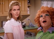 """The gay secrets behind the classic TV sitcom """"Bewitched"""""""