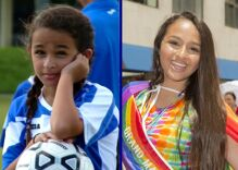 """Jazz Jennings felt """"excluded"""" when she was banned from soccer at age 8"""