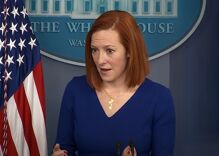"Jen Psaki claps back at evangelical reporter whining about Biden's lack of ""unity"""