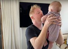 These famous fathers share with Ellen the joy that comes with parenting
