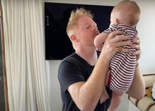 Jesse Tyler Ferguson is doing everything to raise his child as gay