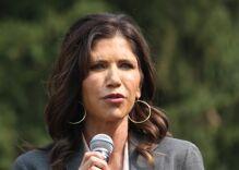 South Dakota passes an anti-trans sports bill on International Women's Day