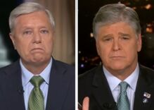 """Lindsey Graham threatens to """"talk until I fell over"""" to stop LGBTQ civil rights bill from passing"""