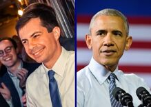 Barack Obama allegedly made fun of Pete Buttigieg for being gay & short