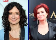"Sharon Osbourne slurred lesbian producer Sara Gilbert as a ""p***y licker"" according to Leah Remini"