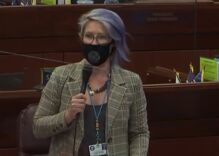 Nevada lawmaker Sarah Peters comes out as pansexual in moving speech