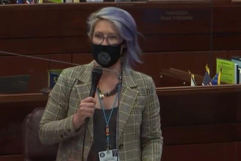 Assemblymember Sara Peters