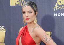 "Halsey now uses ""she"" & ""they"" pronouns and receives an outpouring of love"