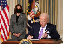 Joe Biden calls for increase in funds to end HIV epidemic
