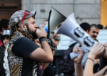 Spanish trans activists launch nationwide hunger strike until government recognizes their rights
