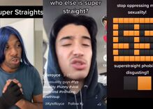 """Superstraight"" is the newest anti-LGBTQ insult. Here's what it means."