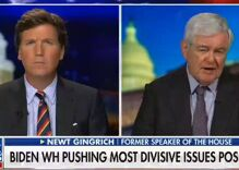 Newt Gingrich makes bonkers claim about transgender equality