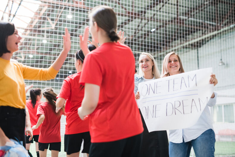 College athletes demand NCAA cancel tournaments in states that ban trans athletes