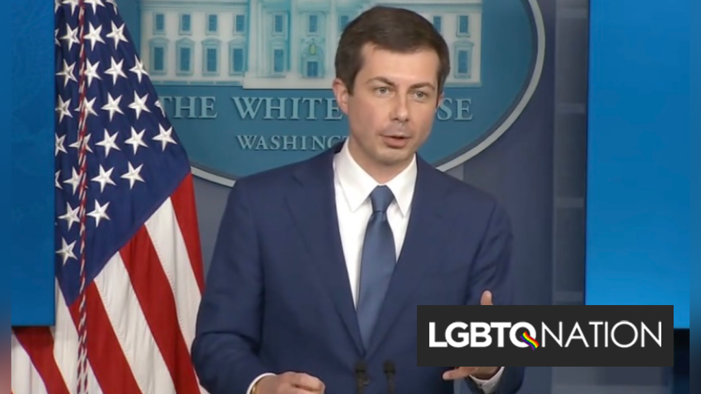 Pete Buttigieg's hope to get cruising back by the summer solicits hysterical responses