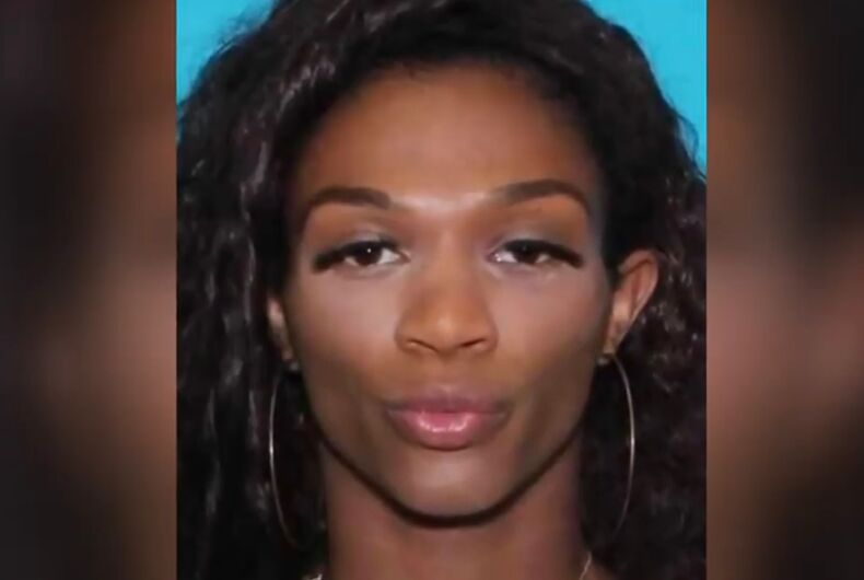 A suspicious death investigation ensues after a Black trans woman's body is found in canal