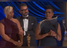 Mia Neal speaks up for Black trans women & other moments from the Oscars