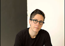 "Why the iconic Alison Bechdel just can't write ""fun books"""
