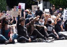 LGBTQ community reacts after former cop Derek Chauvin found guilty of murdering George Floyd