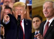 Trump slams Arkansas Republican governor over his veto of anti-trans bill