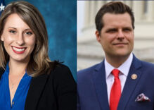 "Former Congresswoman Katie Hill has a lot to say about the ""gross"" Matt Gaetz"