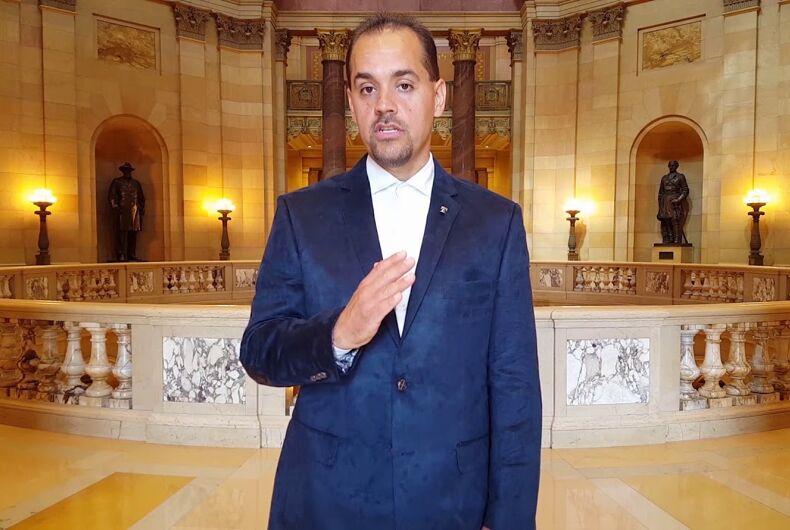 Minnesota State Rep. Eric Lucero (R)