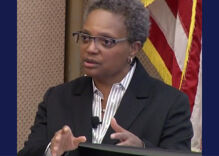 "Lori Lightfoot laughs off absurd-sounding ""homophobic"" sex scandal rumors"
