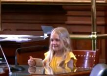 "4th grader shames GOP Texas senators who have been ""attacking me since Pre-K"""