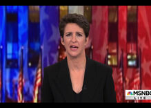Maddow explains federal judge's shocking revelation that Bill Barr and Donald Trump got caught lying