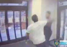 Man shouting anti-gay slurs punches gay man on video in alleged hate crime