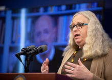 Dr. Rachel Levine defends trans youth who are losing healthcare in GOP-led states