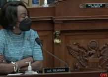 Val Demings shredded anti-LGBTQ Rep. Jim Jordan during a fiery throwdown in Congress