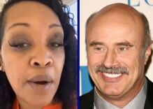 """Angela Stanton-<em class=""""algolia-search-highlight"""">King</em> explodes on Dr. Phil & her trans daughter with disgusting on-camera tirade"""