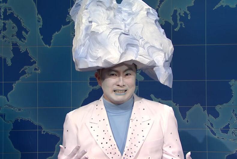 Bowen Yang on Saturday Night Live