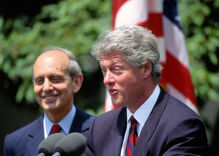 It's time for Supreme Court Justice Stephen Breyer to retire